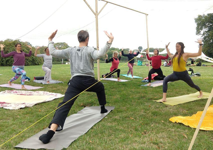 Yoga Sommertest 2020